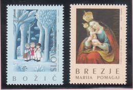 1995 - SLOVENIA - NATALE - NUOVI - Slovenia