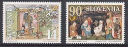 1997 - SLOVENIA - NATALE - NUOVI - Slovenia