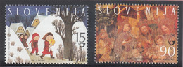 1998 - SLOVENIA - NATALE - NUOVI - Slovenia