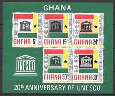 Ghana N° BLOC 23 Yvert NEUF ** - Ghana (1957-...)