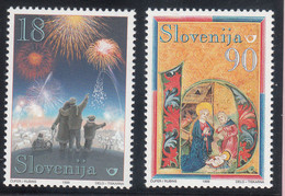 1999 - SLOVENIA - NATALE - NUOVI - Slovenia