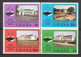 Ghana N° 561/64 Yvert NEUF * - Ghana (1957-...)