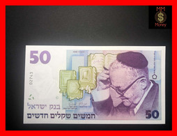 ISRAEL 50  New Sheqalim 1998  P. 58 *COMMEMORATIVE*   UNC - Israel