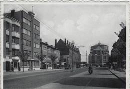 Ganshoren.   -   Avenue Charles-Quint   -   Keizer Karellaan  Kaart Beschreven!  -  SB 308B  -  1937   Naar   Borgerhout - Ganshoren