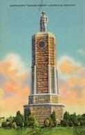 """LOUISVILLE Resthaven's """" Singing Tower """" - Louisville"""