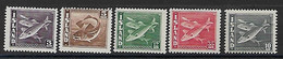 Island 1939-45 Fische  Mi.-Nr. 209A...237 **/MNH - Peces