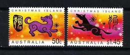 Christmas Nº 571/2 Nuevo - Christmas Island