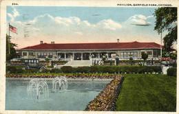 Chicago - Pavillon Garfield Park - Chicago