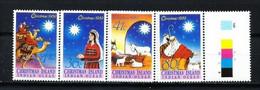 Christmas Nº 300/3 Nuevo - Christmas Island