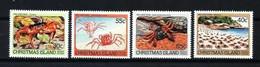 Christmas Nº 185/8 Nuevo - Christmas Island