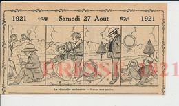 2 Vues Humour Citrouille Cloche à Melon Jardin Enfants Bêtises Invalide Guerre Cochinchine Attribution Bureau Tabac231ZH - Sin Clasificación