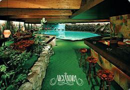 CPM - LOEN - Hôtel Alexandra ... Bar Sauna Piscine - Norway