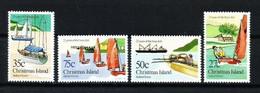 Christmas Nº 175/8 Nuevo - Christmas Island