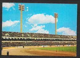 LIBIA LIBYA BENGASI BENGHAZI SPORT CITY STADIO STADT STADIUM 1980 N° B 310 - Libya