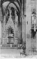22 TREGUIER - La Cathédrale - Le Tombeau De St-Yves Et La Statue De St-Yves - Tréguier