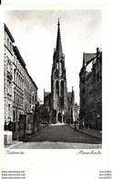 Pologne. Kattowitz, Marienkirche. - Poland