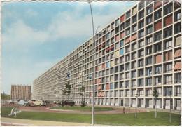 """K14- 92) MEUDON LA FORET - RESIDENCE  """" LES DEUX BASSINS """" - (AUTOMOBILES - OBLITERATION DE 1962 -2 SCANS) - Meudon"""
