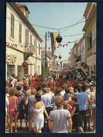 La Grau Du Roi - La Rue Rédarès En Fête - Le Grau-du-Roi