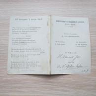 Eksaarde 1916 Genootschap - Diploma & School Reports