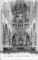 22 TREGUIER - Le Choeur De La Cathédrale - Tréguier
