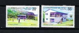 Christmas Nº 134/5 Nuevo - Christmas Island