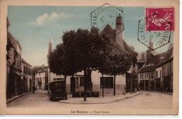 Le Donjon- Place Gacon - Otros Municipios