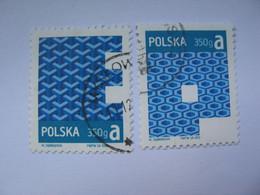 Polen  4595 - 4596  O - Usati