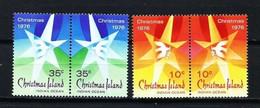 Christmas Nº 65/8 Nuevo - Christmas Island