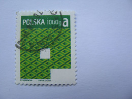 Polen  4600  O - Usati