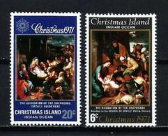 Christmas Nº 37/8 Nuevo - Christmas Island