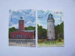 Polen  4609 , 4612  O - Usati