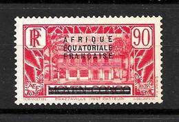 """AEF Colonies :  """"Institut Pasteur Brazza""""  N° 12 N ** (cote Maury 10,oo €) - Ongebruikt"""