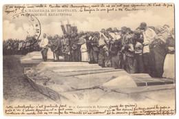 UK 38 - 19434 The Tragedy At The Rykovsky Mine In Donetsk, Donbas, Ukraine - Old Postcard - Used - 1910 - Ukraine