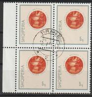 Albanië  Y/T 860 (0) In Blok Van 4. - Albania