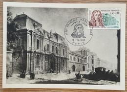 CM 1966 - YT N°1471 - FRANCOIS MANSART - PARIS - 1960-69
