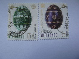 Polen  4662 - 4663  O - Usati