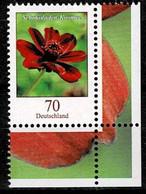Bund 2015,Michel# 3189 ** Blumen:Schokladen-Kosmee - Unused Stamps
