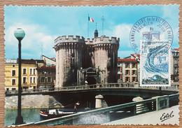 CM 1966 - YT N°1484 - VICTOIRE DE VERDUN - 1960-69