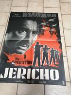 AFFICHE CINEMA     OPERATION  JERICHO   ( 60 CM X 80 CM ) - Posters