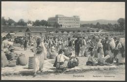 Bosnia And Herzegovina-----Banja Luka-----old Postcard - Bosnia And Herzegovina
