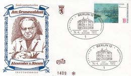 FDC GERMANY Berlin 423 - Zonder Classificatie