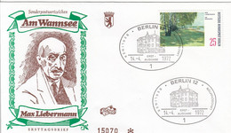 FDC GERMANY Berlin 424 - Zonder Classificatie