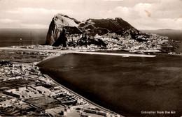 GIBRALTAR - From The Air - Gibraltar