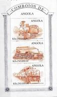 ANGOLA 1997 Railways MNH - Angola