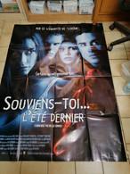 AFFICHE CINEMA      SOUVIENS TOI  L'ETE DERNIER    ( 120 CM X 160 CM ) - Posters