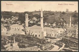 Bosnia And Herzegovina-----Travnik-----old Postcard - Bosnia And Herzegovina