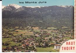 CPSM THOIRY LE VILLAGE DE HAUT THOIRY ET LES MONTS JURA - Other Municipalities