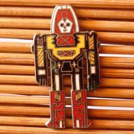 Joli Pin's Robot, Mail Grand Feu, TBQ, Pins Pin. - Altri