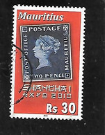 TIMBRE OBLITERE DE MAURICE DE 2010 N° MICHEL 1089 - Mauritius (1968-...)