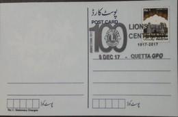POSTAL STATIONERY  PAKISTAN- - Pakistan